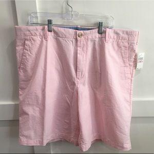 Brand NWT- IZOD flat front shorts sz 40 msrp $50